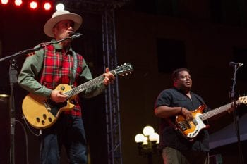 Live On The Green 2016 Ben Harper Judah and the Lion Bully by Brian Waters Photography-3253