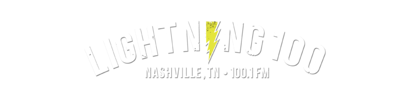 Lightning 100 : Nashville\'s Independent Radio - 100.1 FM