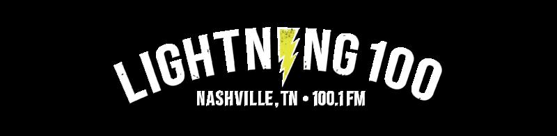 Lightning 100 : Nashville\'s Independent Radio - 100.1 FM