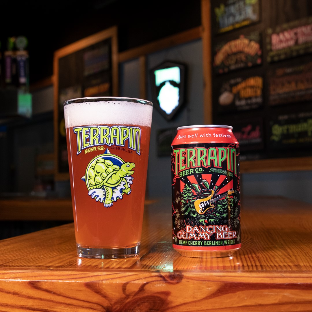 Terrapin Dancing Gummy Beer