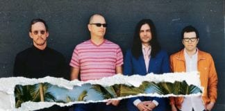 Weezer press photo